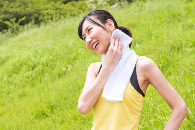 汗をかくと体に良いこといっぱい!たくさん汗をかいてダイエット効果と美を手に入れよう!