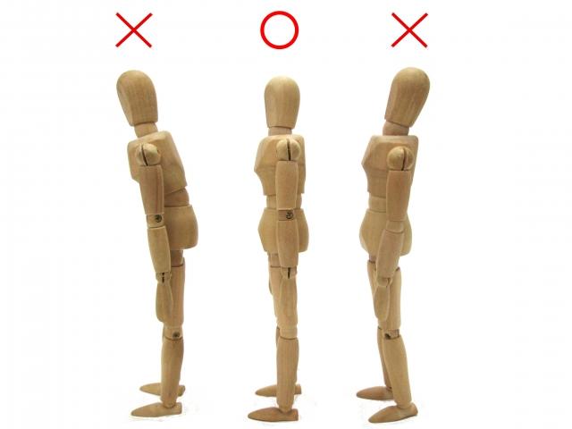 正しい姿勢の重要性とは?美しい姿勢がもたらす効果と正しい姿勢の作り方