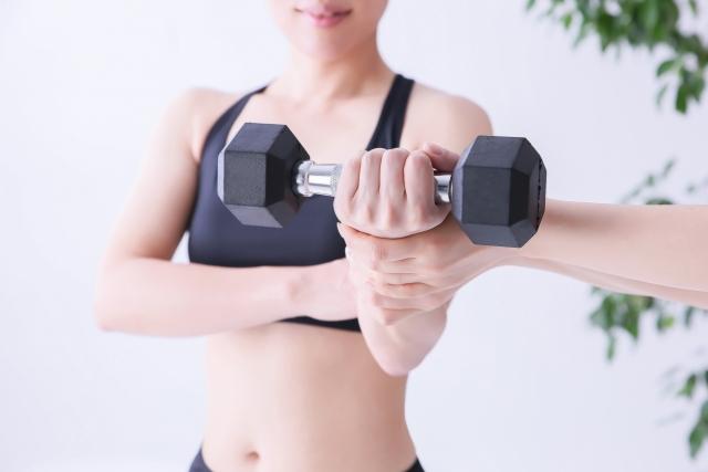 ダイエットを成功させるならこれ!ダイエットのための筋力トレーニングの考え方
