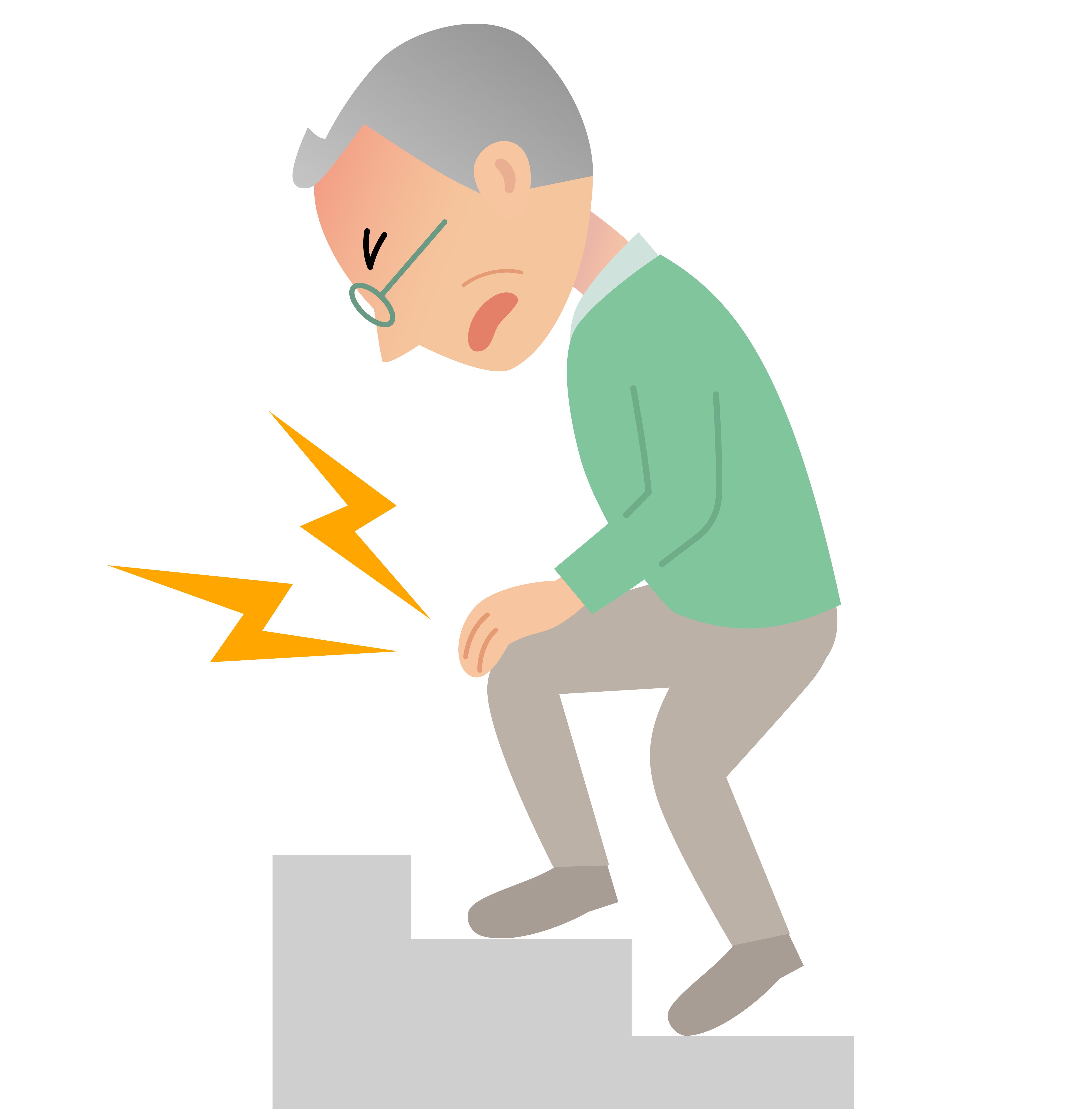 膝の水を抜くと癖になる?変形性膝関節症の正しい知識と予防やリハビリについて